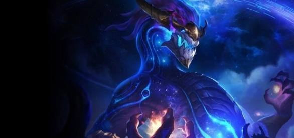 Aurelion Sol, campeón de League of Legends