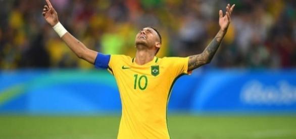 Brasil enfrentou a Alemanha em busca do ouro