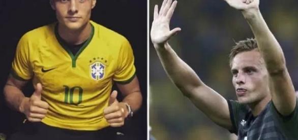 Jogador se arrepende de zoar o Brasil