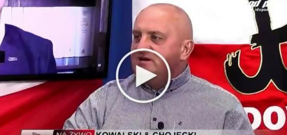 """Marian Kowalski w programie """"Kowalski & Chojecki"""""""