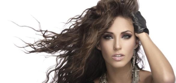 Atriz e cantora Anahí está quase fora do top 5