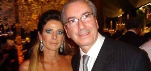 Claudia Cruz é apontada como participante do esquema de propinas na Petrobras, junto com Eduardo Cunha
