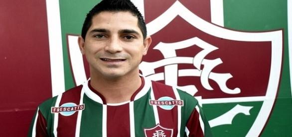 Danilinho valoriza três pontos conquistados no Recife (Foto: Globoesporte)