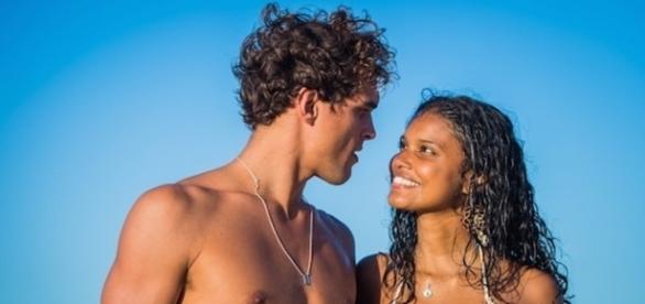 Gabriel e Joana são os protagonistas de 'Malhação' (Divulgação/Globo)