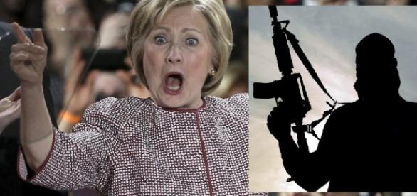 Hyllary Clinton vira alvo da imprensa