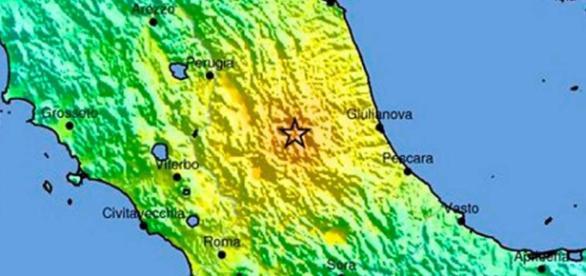 Un fuerte terremoto de magnitud 6 sacude el centro de Italia - RTVE.es - rtve.es