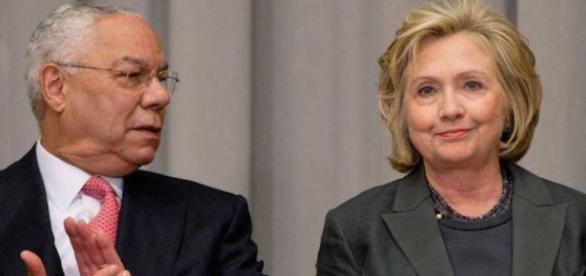 Unreal: Hillary BLAMES Colin Powell for email scandal; Powell ... - allenbwest.com