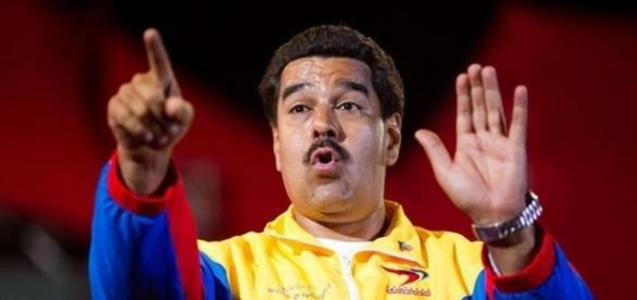 Maduro, presidente da Venezuela