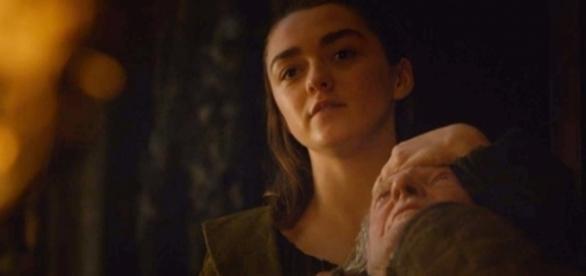 Arya começou sua vingança no fim da sexta temporada (Foto: HBO/Divulgação)