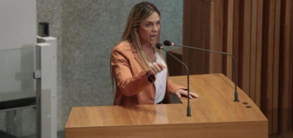 Celina Leão se defende de acusações do deputado Chico Vigilante | Foto: Divulgação