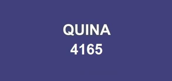 Divulgação do resultado da Quina 4165 acontece nessa terça-feira, dia 23
