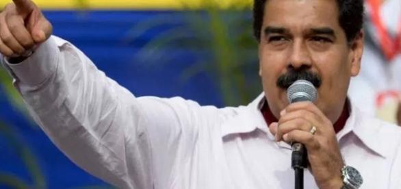 Nicolas Maduro - Foto/Reprodução