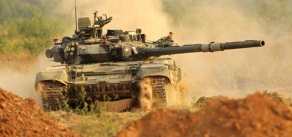 Turcja rozpoczyna lądową operację w Syrii