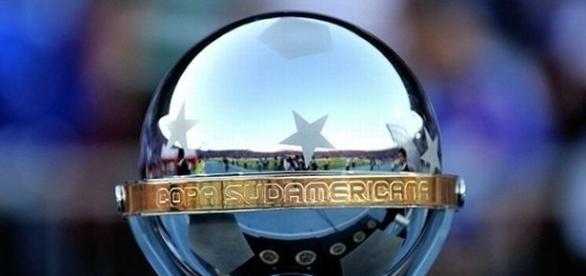 A Copa Sul-Americana tem a participação de times de vários países do continente.