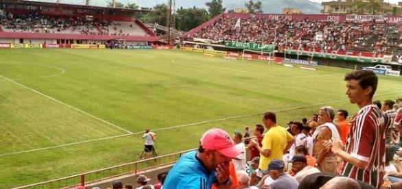 Giulite Coutinho, palco de Fluminense e Corinthians na próxima quarta (Foto: Arquivo)
