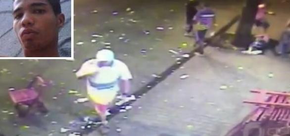 Homem foi brutalmente agredido em briga