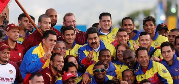 Llega a Venezuela la delegación olímpica que participó en Río 2016 - sputniknews.com