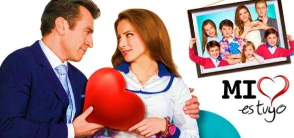 'Meu Coração é Teu' chega ao fim no SBT (Foto: Televisa)