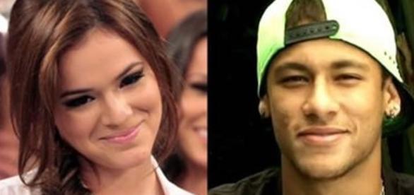 Neymar e Bruna Marquezine são flagrados juntos