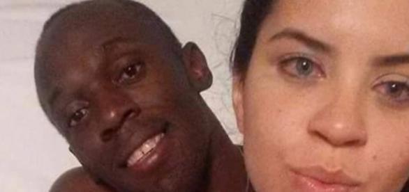 Usain Bolt e Jady Duarte durante affair: foto que rodou o mundo