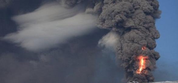 Científicos alertan de una inminente y catastrófica erupción de este volcán islandés