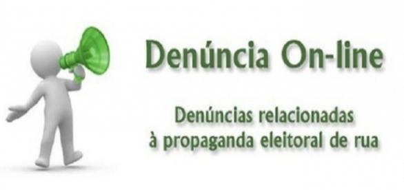 Eleitores podem fazer denúncias eleitorais (Foto: TRE)