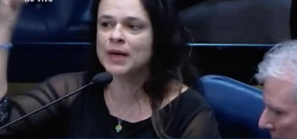Janaína Paschoal - Foto/Reprodução