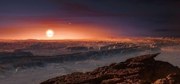 Próxima B es el nombre del planeta habitable descubierto hoy