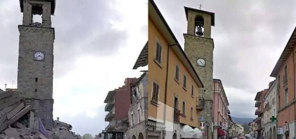 Terremoto en Italia: mira las impactantes imágenes del antes y ... - diariocorreo.pe