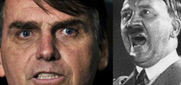 Bolsonaro é comparado a Hitler