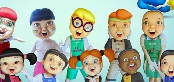 """Bonecos que variam de etnia, classe social, gênero, entre outros, fazem parte do espetáculo do """"Ser Criança"""""""