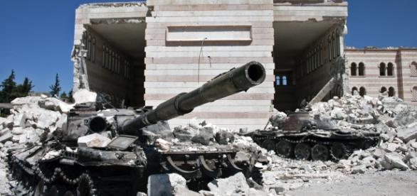 Cine cu cine luptă în Siria? Cui folosește acest conflict?