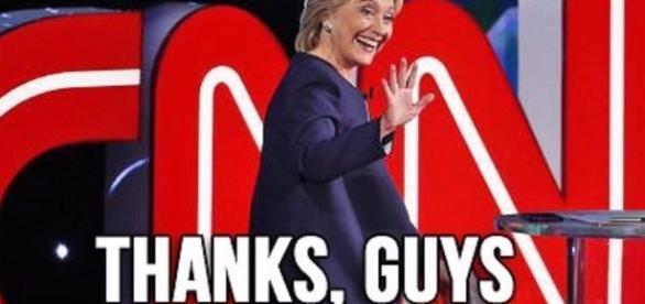 CNN – CLINTON NEWS NETWORK – The Burning Platform - theburningplatform.com