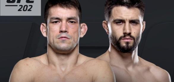 Demian Maia encara Carlos Condit no UFC 202