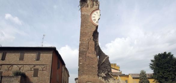 Dezastru în Italia: 293 de clădiri istorice distruse parțial sau total de cutremur