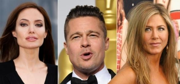 Female celebs who have recently gained popularity as mistresses - Source: radioone.fm/angelina-jolie-furious-brad-pitt-meeting-ex-jennifer-aniston