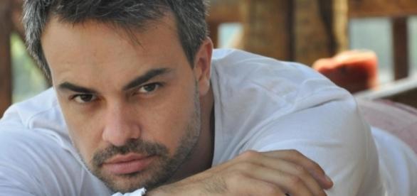 Márcio Kieling está no elenco de Sol Nascente