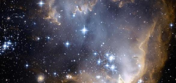 The cluster of stars in a galaxy [Image: Pixabay.com]