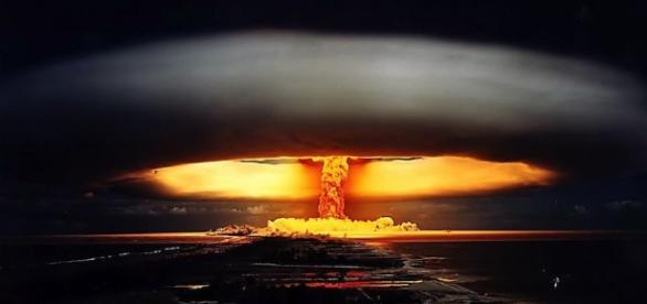 Fotografie z eksplozjami bomby atomowej - freeisoft.pl