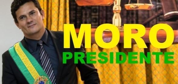 Sérgio Moro presidente - Arte/Google