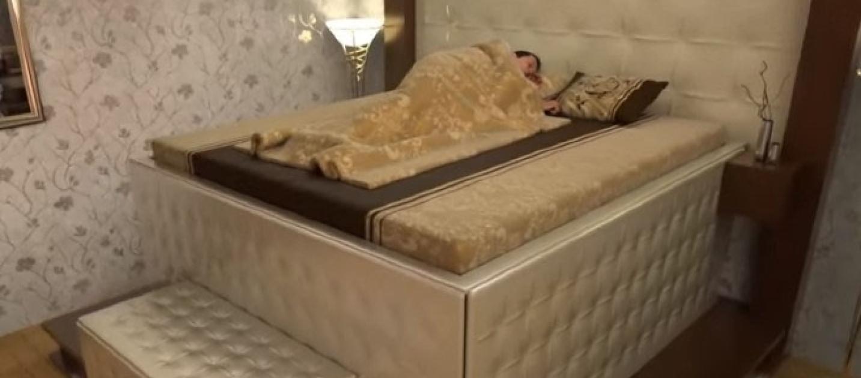 Terremoti notturni, ragazzo italiano inventa un letto antisismico