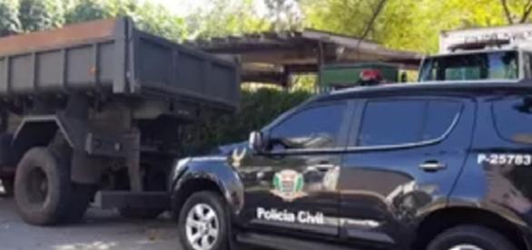Caminhão do Exército foi apreendido com carga de maconha