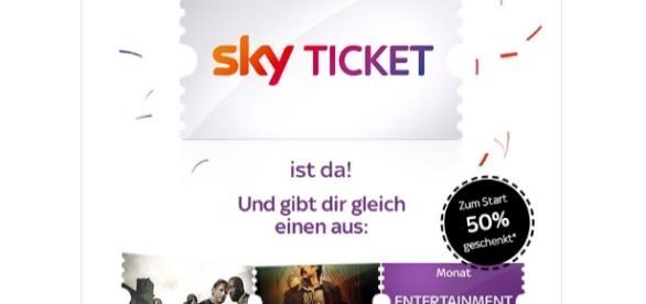 Diese E-Mail bekommen alle Sky Ticket Kunden in den nächsten Tagen / Foto: Sky