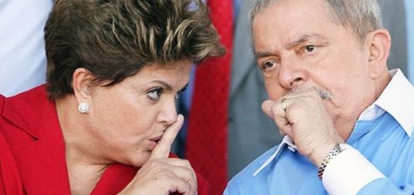 Dilma tem lutado no Senado pela sua inocência