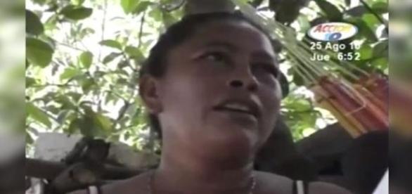 Jasmina revela que foi sequestrada por gnomos (Canal 10)