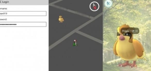 Pokémon Go para Windows 10 Mobile