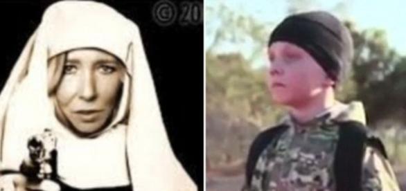 Băiatul a fost identificat ca fiind fiul islamistei Sally Jones, de origine britanică, una dintre cele mai căutate teroriste ale lumii
