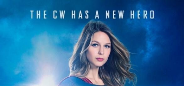 Cartaz da Segunda Temporada de Supergirl