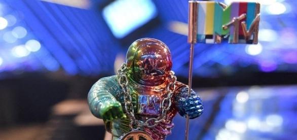 Estatueta como prêmio do MTV Vídeo music Awards