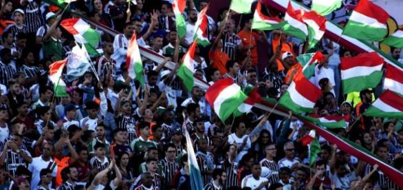 Fluminense terá apoio maciço da torcida contra o Corinthians pela Copa do Brasil (Foto: Arquivo)